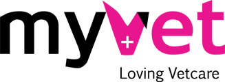 MyVet NSW & QLD logo